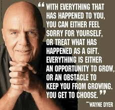 WAYNE DYER YOU CHOOSE